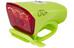 Cube LTD+ red LED Rücklicht grün